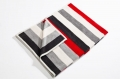 Mocadesign Koc 150x200 Stripes red