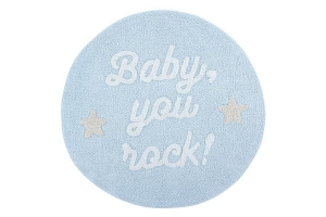 Dywan - Baby, you rock!, Mr Wonderful & Lorena Canals, Lorena Canals