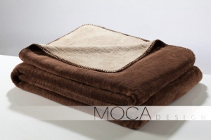 Mocadesign Koc 150x200 brown & beige