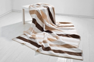 Mocadesign Koc 150x200 Stripes beige